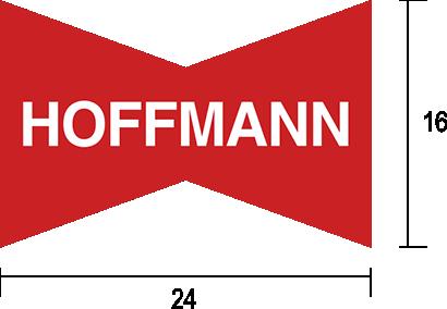 Hoffmann W4 Dovetail Key