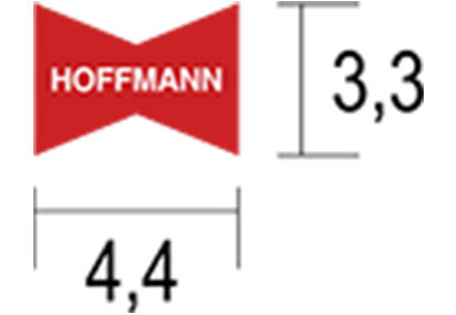 Hoffmann W0 Dovetail key