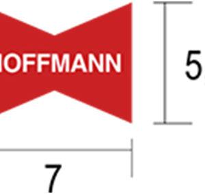Hoffmann W1 Dovetail key